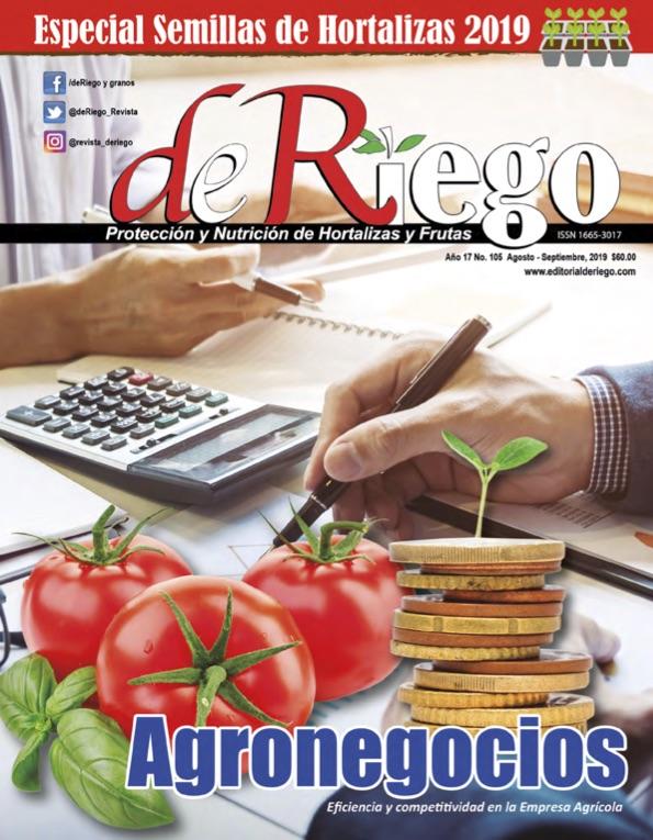 Revista deRiego #105