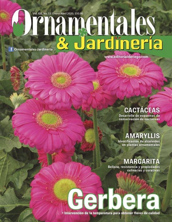 Revista Ornamentales & Jardinería