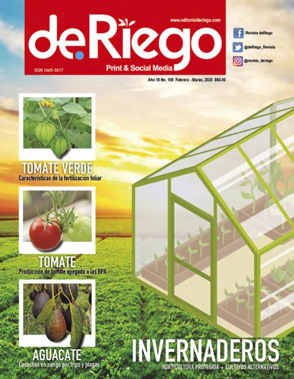 Revista deRiego #108